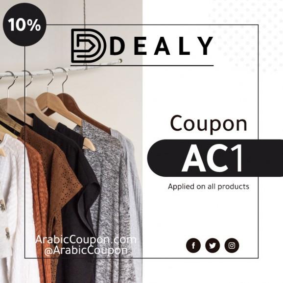 10% Dealy promo code - 2020 Dealy coupon (ArabicCoupon)