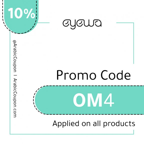 10% EYEWA Coupon Active / 10% EYEWA Promo Code - ArabicCoupon