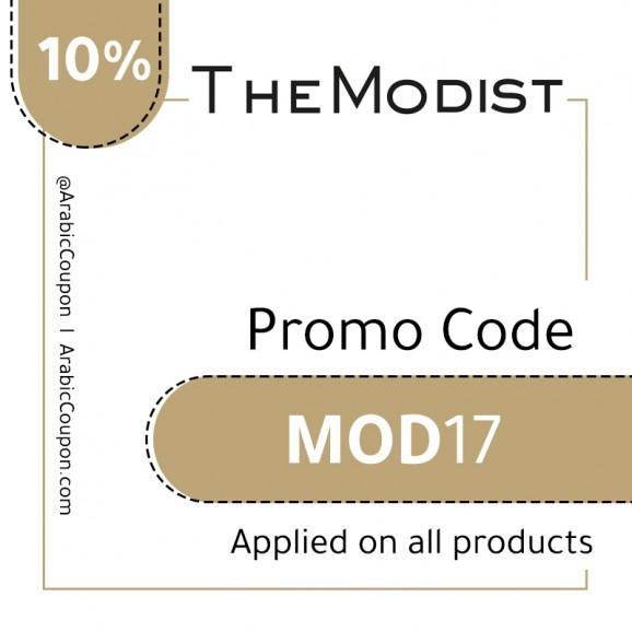 10% The Modist Coupon / The Modist Promo Code - ArabicCoupon